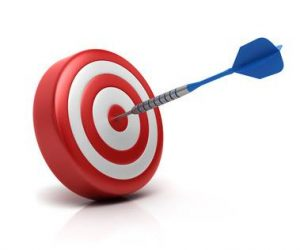 target with arrow in the center, 6-week SEO training online SEO hacks execution course