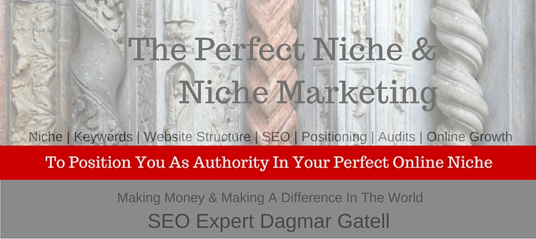 picture of church wall with niches, symbolizing niche marketing and the importance of finding the perfect niche to grow your authority online