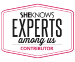 badge of She Knows Experts Among Us, SEO expert Dagmar Gatell joined